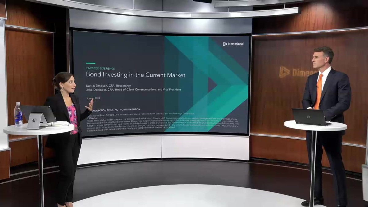 Bond Investing in the Current Market, Part 2 (28:15)